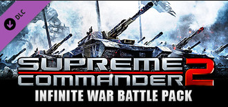 Supreme Commander 2 - Infinite War Battle Pack (Steam)