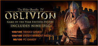 The Elder Scrolls IV: Oblivion GOTY Deluxe (Steam Gift)