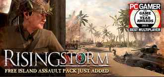 Rising Storm GOTY - Digital Deluxe ( Steam Gift / ROW )