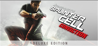 Tom Clancy´s Splinter Cell Conviction™ Deluxe Edition