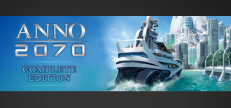 Anno 2070 Complete Edition ( Steam Gift / Region Free )