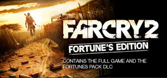 Far Cry® 2: Fortunes Edition (Steam Gift / Region Free)