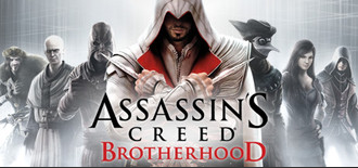 Assassins Creed Brotherhood Deluxe (Steam Gift - ROW)