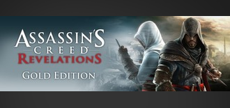 Assassins Creed Revelations - Gold ( Steam Gift / ROW )