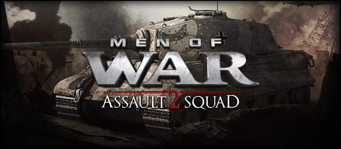 Men of War: Assault Squad 2 (Steam) CD-Key