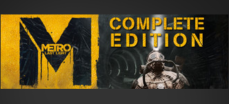 Metro Last Light Complete (Steam Gift / Region Free)