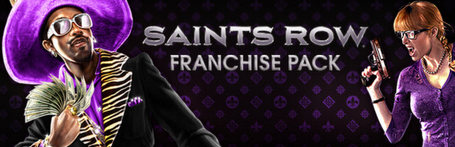 Saints Row Ultimate Franchise Pack (Steam Gift / ROW)