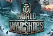 World of Warships (1000 gold+7Premium+Murmansk) (US/NA)