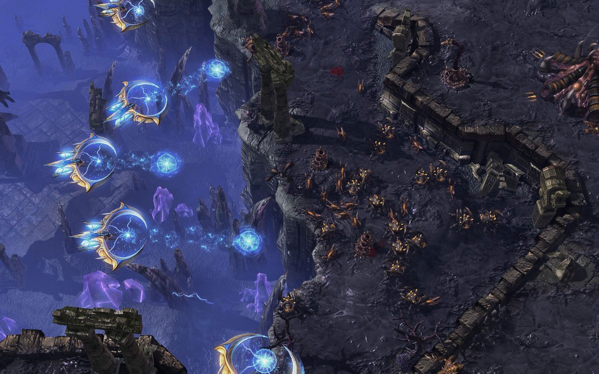 StarCraft 2: Legacy of the Void RU/CIS +ARTANIS