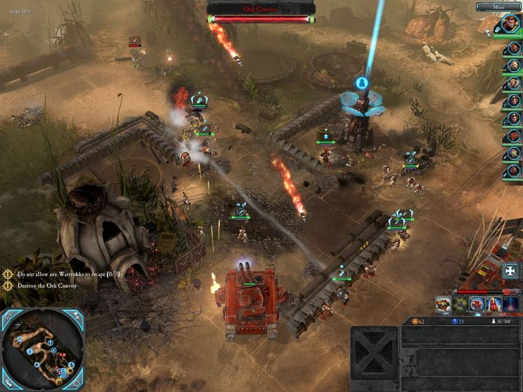 Warhammer 40,000: Dawn of War 2 Retribution steam + BONUS