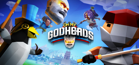 Oh My Godheads (Steam Key GLOBAL)