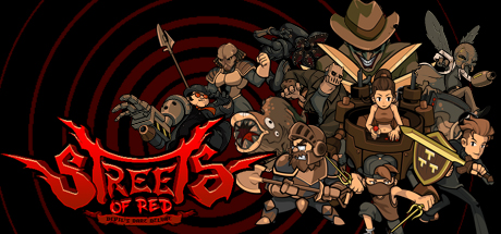 Streets of Red (Steam Key GLOBAL)