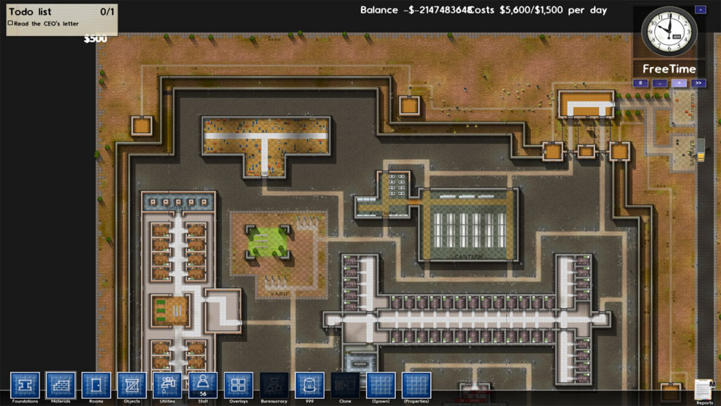 Prison Architect Standard (Steam Gift / RU CIS)