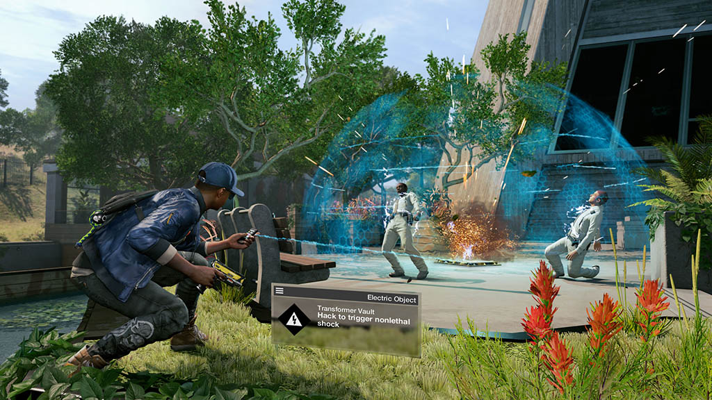 Watch Dogs 2 (Steam Gift / RU CIS)