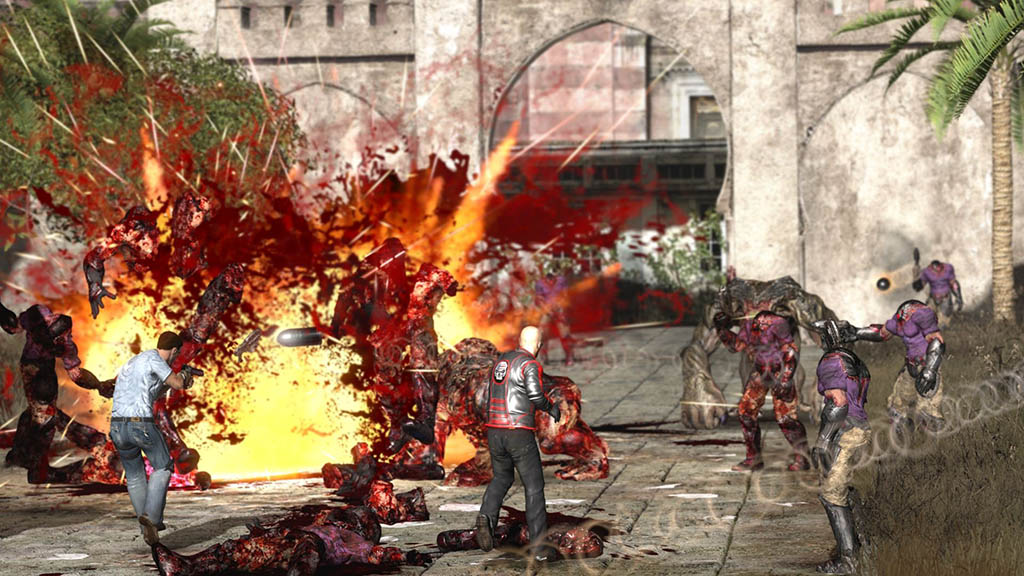 Serious Sam Complete Pack (Steam Gift / Region Free)