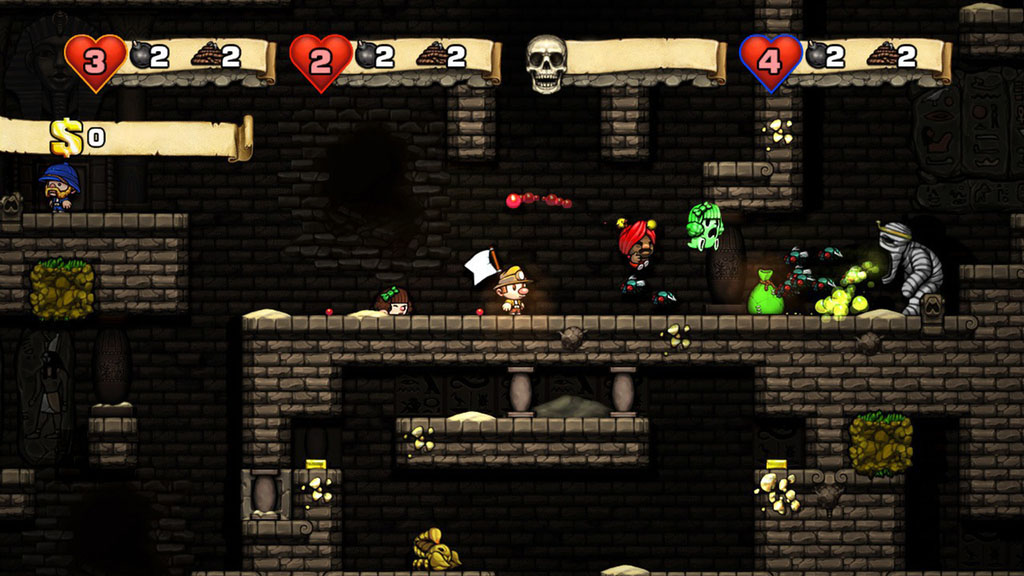 Spelunky (Steam Gift / RU CIS)