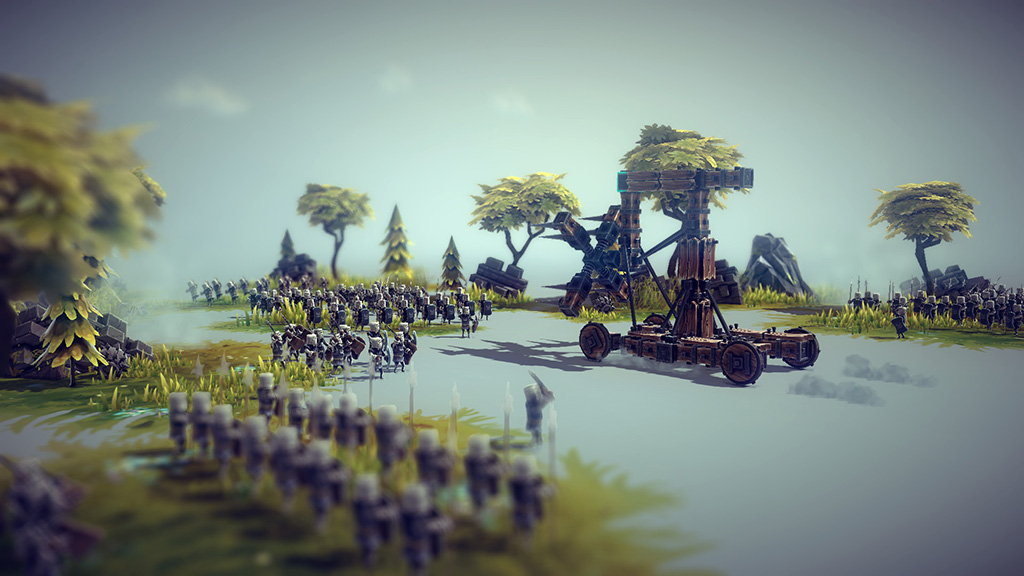 Besiege (Steam Gift / RU CIS)