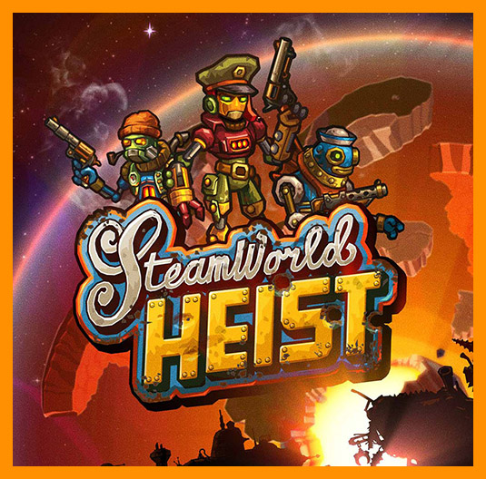 SteamWorld Heist (Steam Gift / RU CIS)