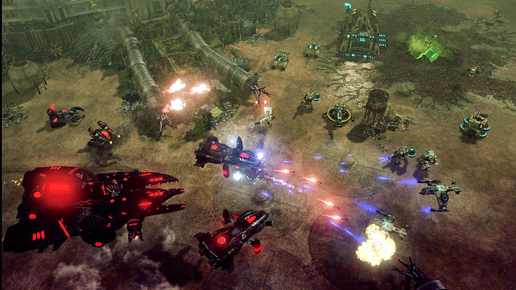Command and Conquer 4 Tiberian Twilight /Steam Gift ROW