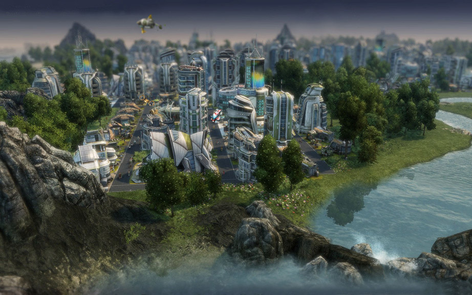 Anno 2070 Complete Edition (Steam Gift / RU CIS)