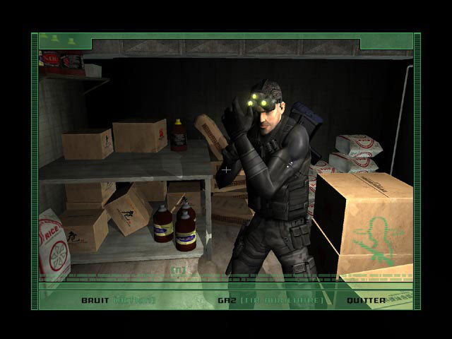 Tom Clancys Splinter Cell (Steam Gift / ROW / Reg.Free)