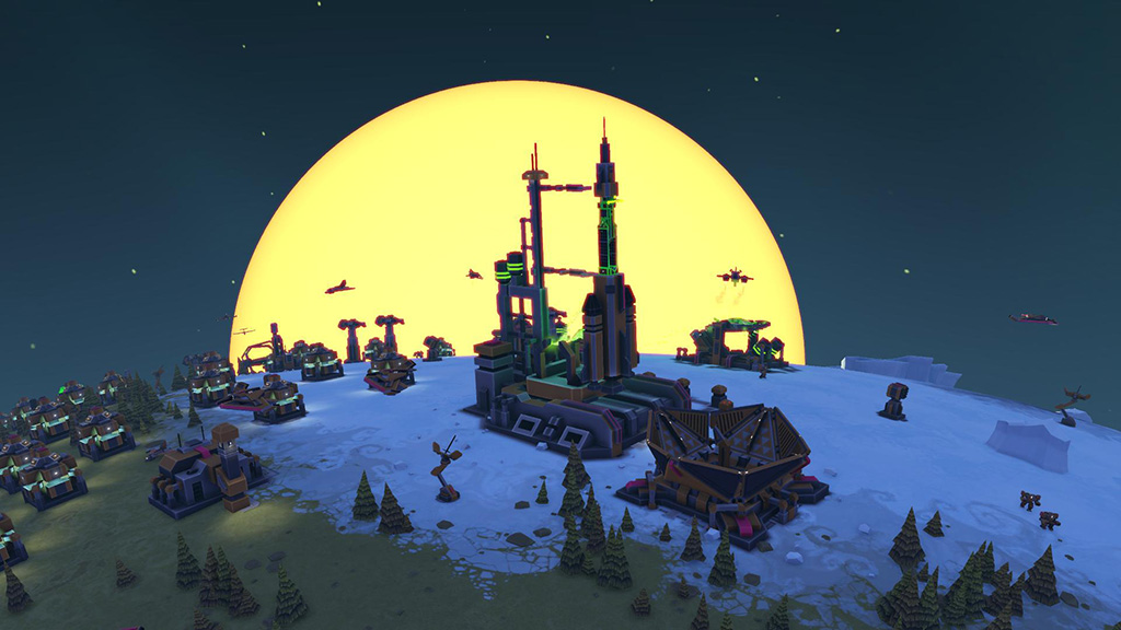 Planetary Annihilation (Steam Gift / RU CIS)