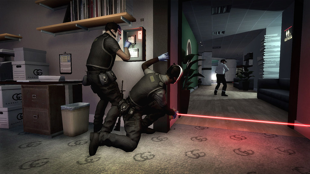 PAYDAY The Heist (Steam Gift / ROW / Region Free)