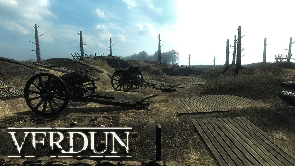 Verdun (Steam Gift / RU CIS)