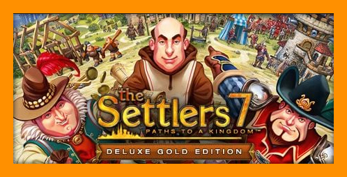 The Settlers 7: Paths to a Kingdom - Deluxe (Steam RU)