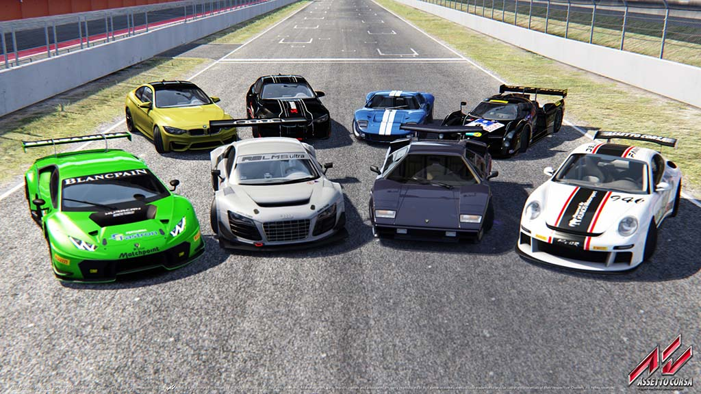 Assetto Corsa - Dream Pack 2 DLC (Steam Gift / RU CIS)