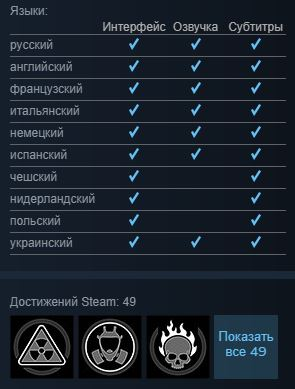 Metro 2033 Redux (Steam Gift / RU CIS)