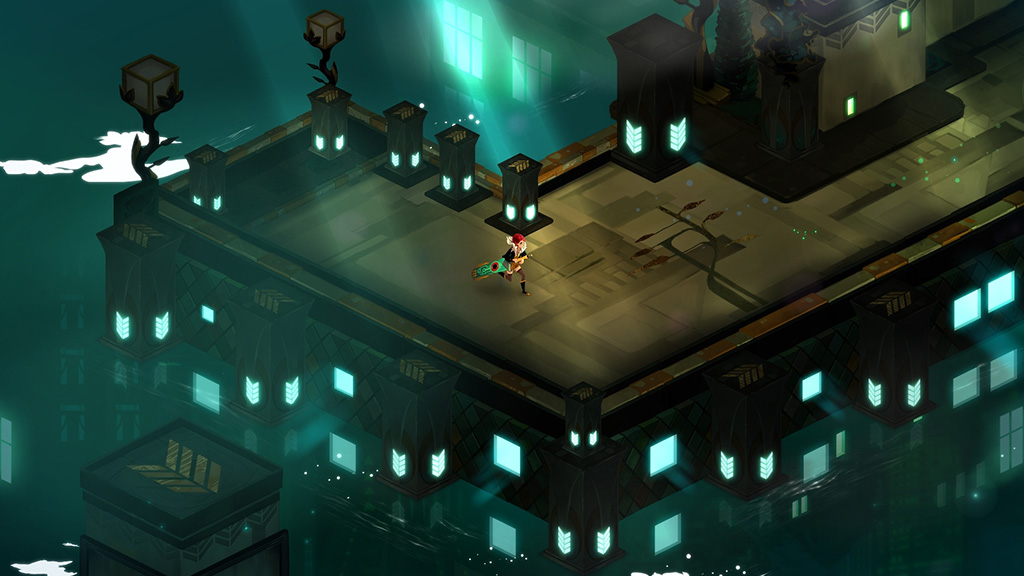 Transistor (Steam Gift / RU CIS)