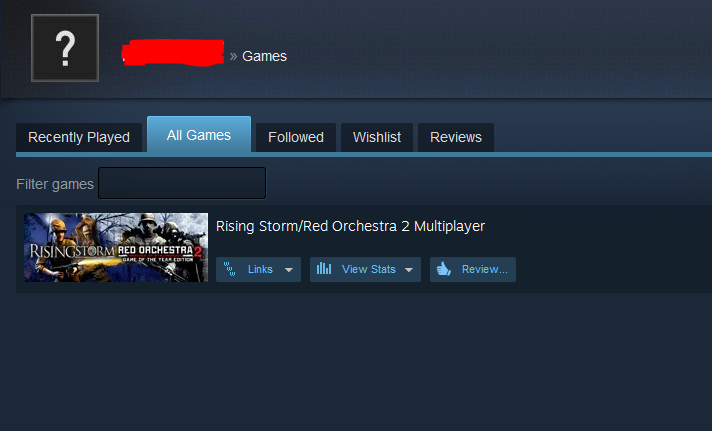 Red Orchestra 2 + Rising Storm (Steam account / ROW)