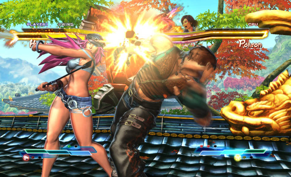 Street Fighter X Tekken (Steam Gift / Region Free)