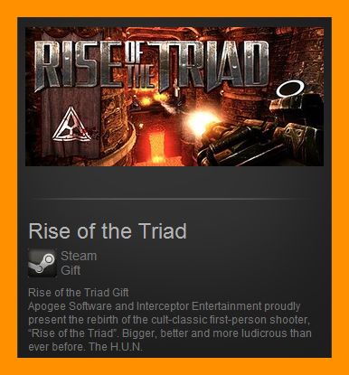 Rise of the Triad (Steam Gift // Region Free)