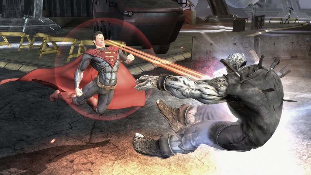 Injustice: Gods Among Us Ultimate (Steam Gift / RU CIS)