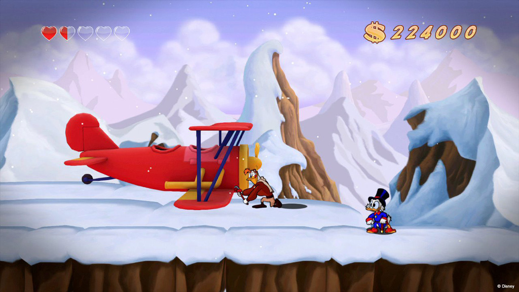DuckTales Remastered (Steam Gift / ROW / Region Free)