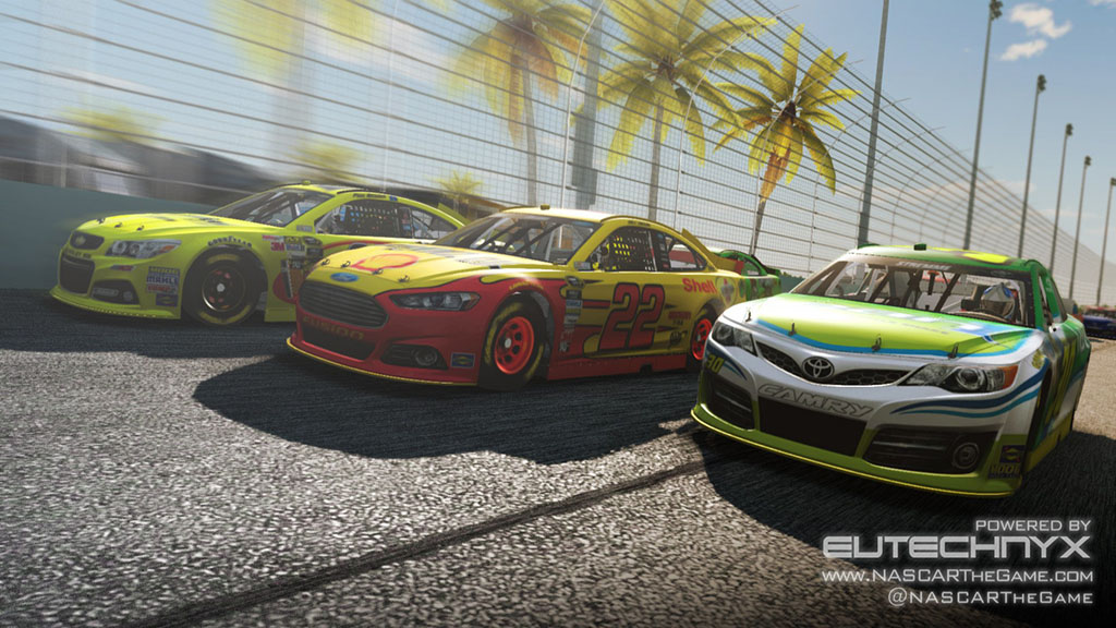 NASCAR: The Game 2013 (Steam Gift / Region Free)