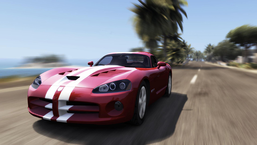 Test Drive Unlimited 2 (Steam Gift / RU CIS)