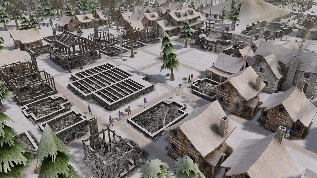 Banished (Steam Gift / Region Free)