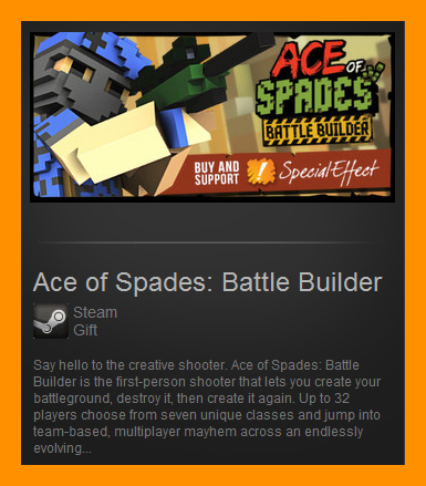 Ace of Spades: Battle Builder (Steam Gift / Region Free