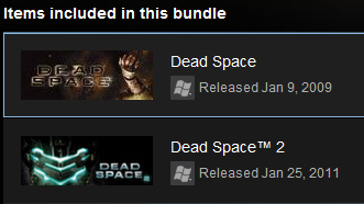 Dead Space Pack (Steam Gift / Region Free)
