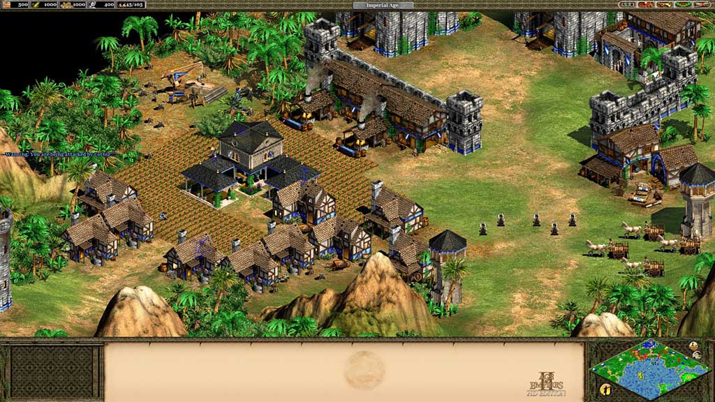 Age of Empires 2 II HD (Steam Gift / RU CIS)