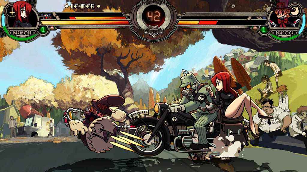Skullgirls (Steam Gift / ROW / Region Free)