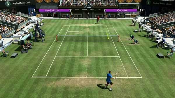 Virtua Tennis 4 Steam gift (RU / CIS)