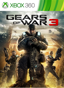 Gears of War 3 (Xbox 360) SCAN