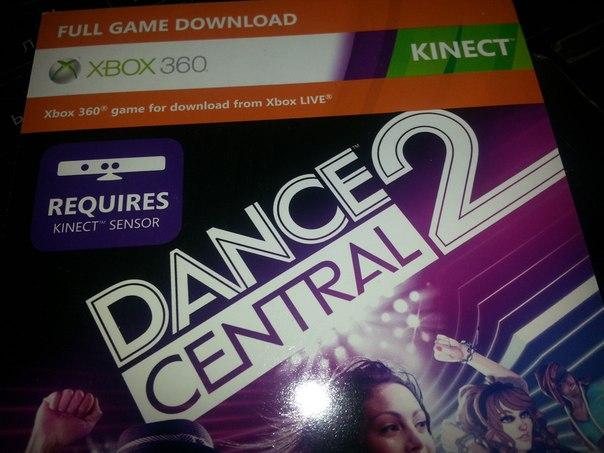 Купить Dance Central 2 (подходят для Европы и России)