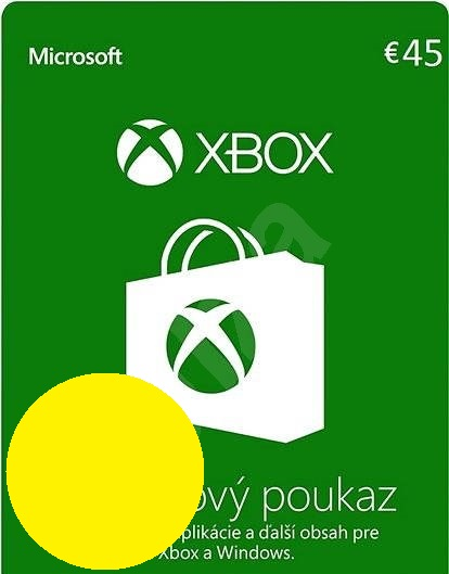 Xbox € 45 EUR Gift Card - Digital Code