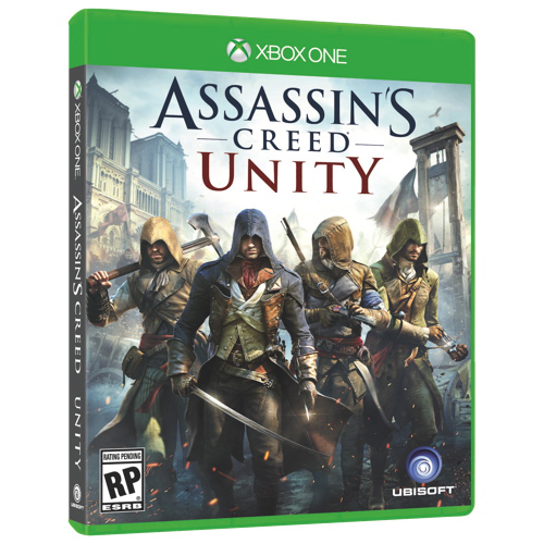 Assassin's Creed Unity Xbox One все регионы РУС key
