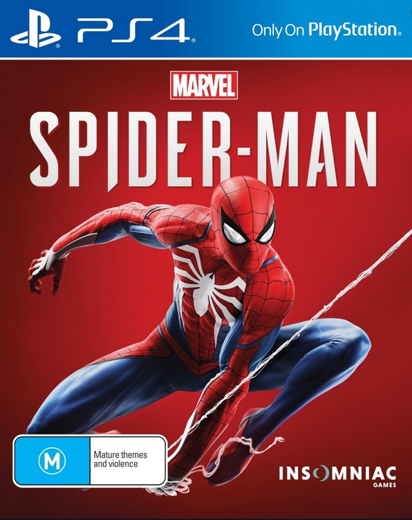 Marvel´s Spider-Man PS4 US - Code